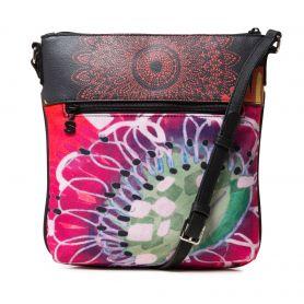Desigual Damentasche Poppy Flower # 19SAXFBB/2000 Tasche