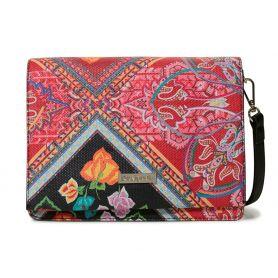 Desigual Damentasche Folklore Cards Emperia # 19SAXPDT Tasche